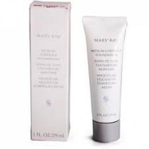 Mary Kay Medium Coverage Foundation Beige 304 New